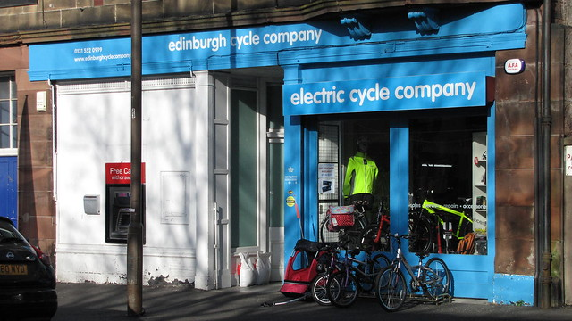 Edinburgh Cycle Company