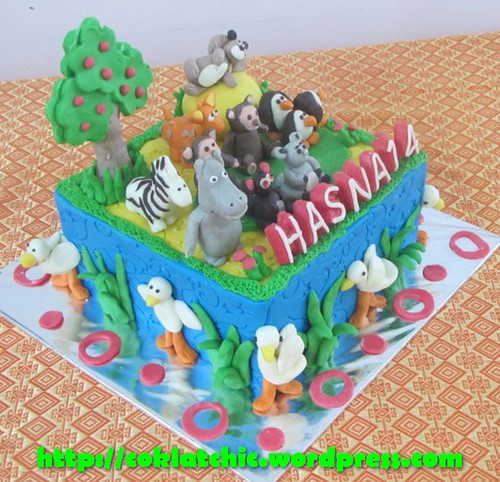 Cake Madagaskar