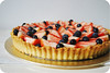 Mixed Berries Custard Tart III