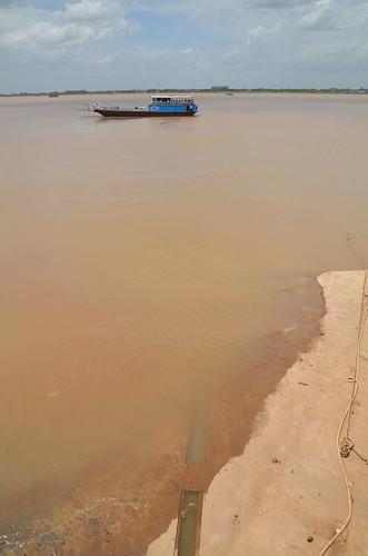 Week 16 - Phnom Penh River Time Lapse