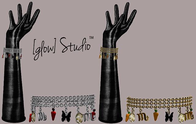 Vintage Fair 2012 Souvenir bracelets from [ glow ] studio