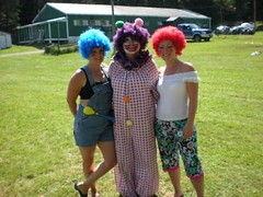 family reunion clowns