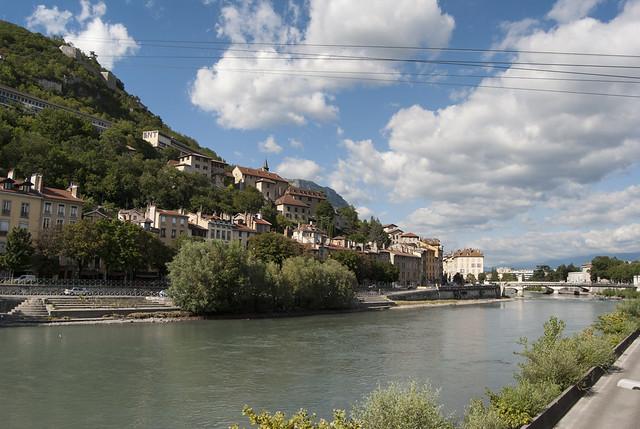 A la orilla del río