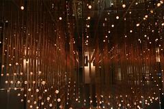Hilton Lights in Foyer
