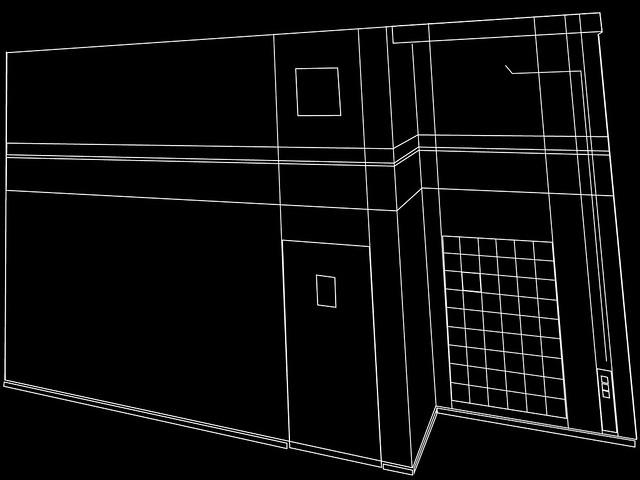mayer+empl . kleines_k . artwork . interactive video mapping installation . munich . 2010