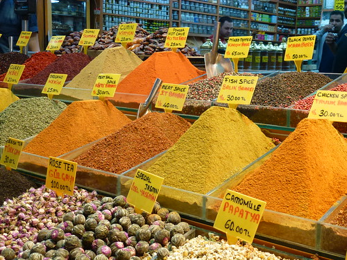 Spices, Egyptian Bazaar