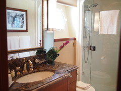 Bathroom, Sea Bear, Boat Asia 2012, Marina @ Keppel Bay
