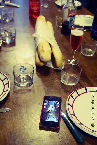 table basque
