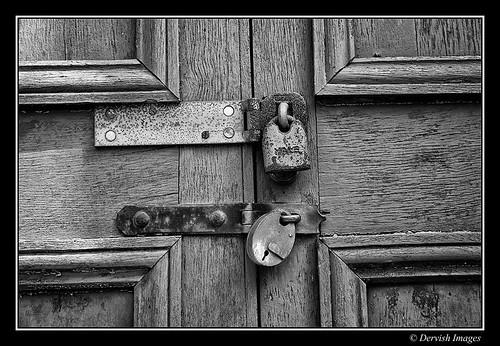Door Detail - Little Germany - Bradford by Dervish Images