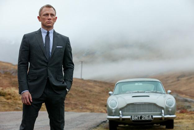 Crítica Skyfall — Daniel Craig