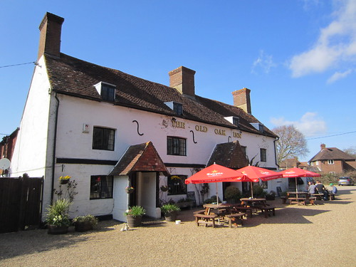 The Old Oak Inn....