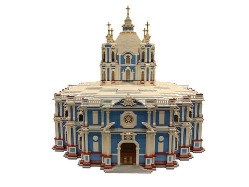 Smolny Cathedral Edit