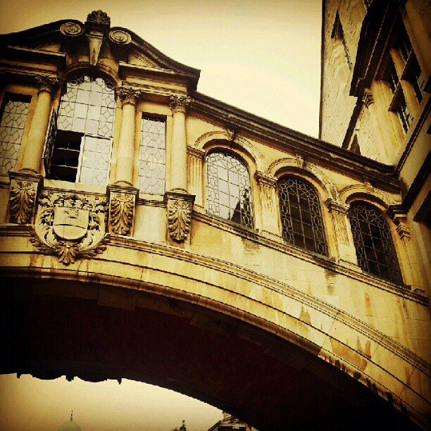 Oxford Bridge of Sighs