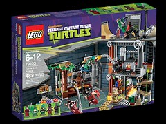 79103 Turtle Lair Attack - 1