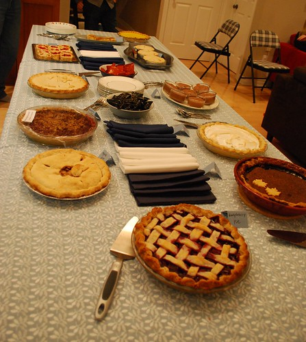 Some of the pies