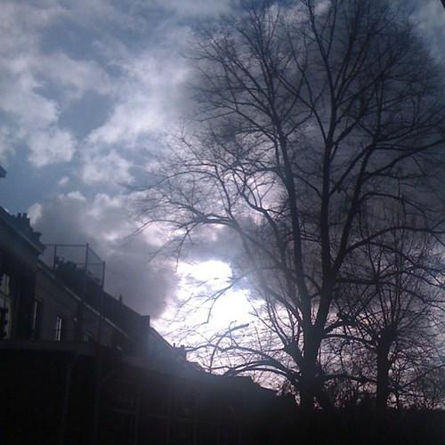 Sun and Storms (no filter)