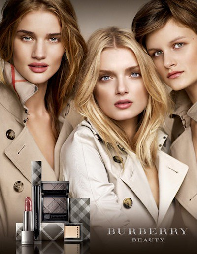 Burberry Beauty Launch 2010 - Promotional Photo (7)