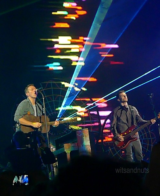 Coldplay in Abu Dhabi