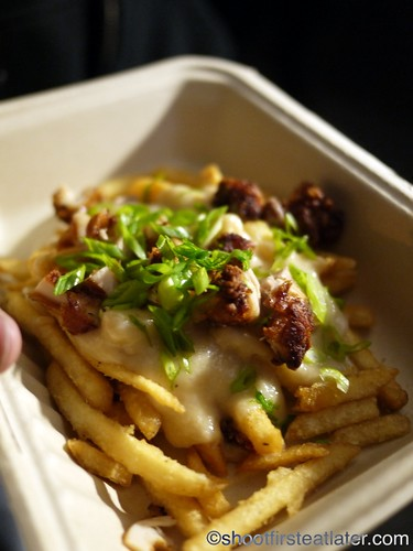 Brass Knuckle Food Truck - occupy fries SF