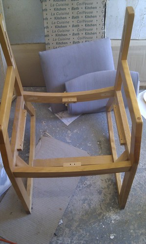 Under construction: chair 2
