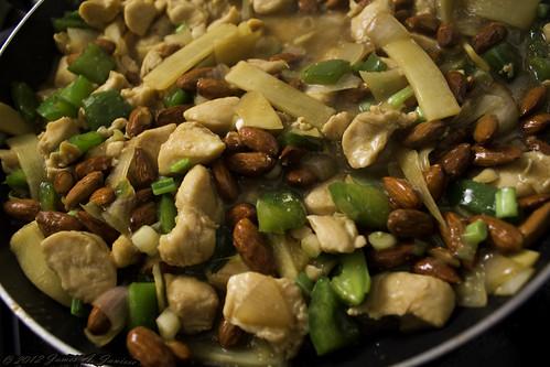 Almond Chicken 8