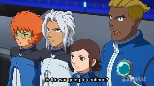 Gundam AGE Episode 15 Those Tears Fall in Space Youtube Gundam PH (64)