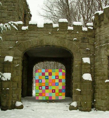mosaic quilt