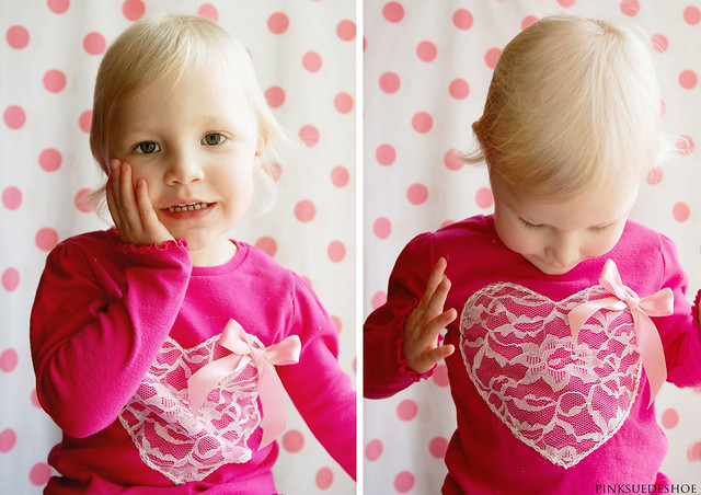 Lace Heart shirt 2up