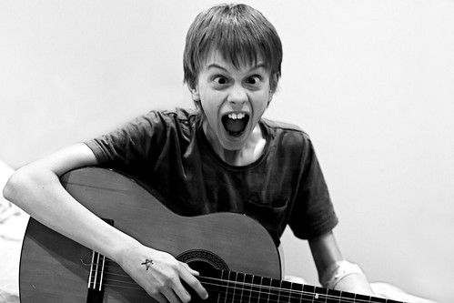sing it loud and crazy! by Matt Hovey