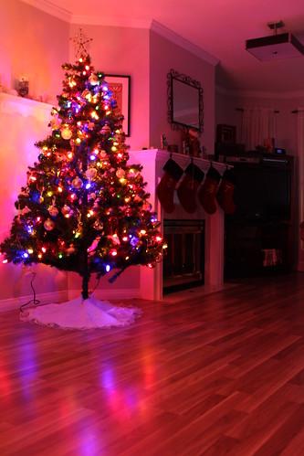 Decorating! - Xmas 2011