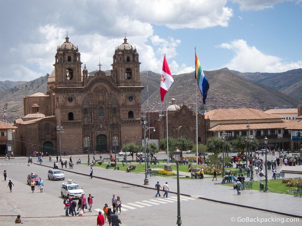 Plaza de Armas - Cusco, Peru
