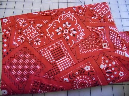 bandana fabric!