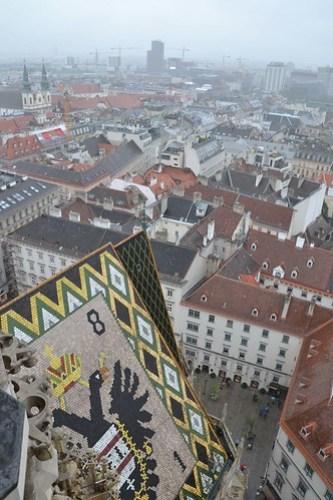 Vistas desde la torre de la Catedral de San Esteban 2