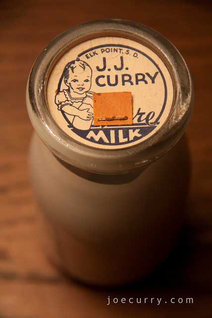 Milk - J.J. Curry