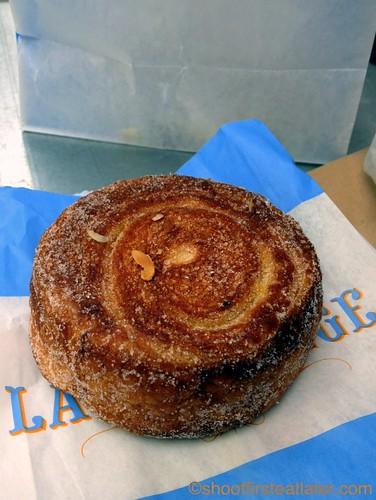 La Boulange SF- orange & cinnamon morning bun
