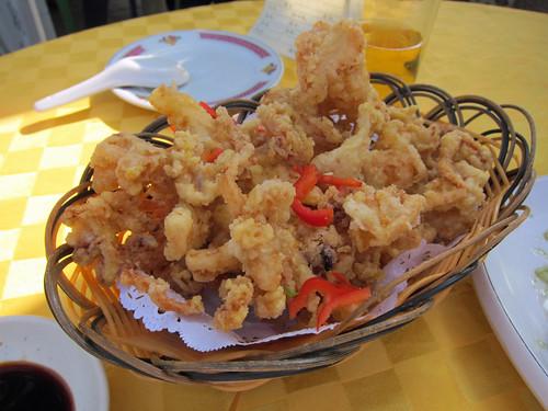 Salt and Chilli Squid