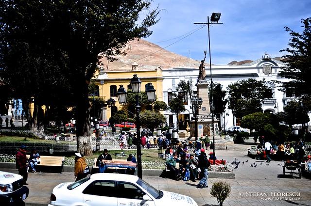 KLR 650 Trip Bolivia 11