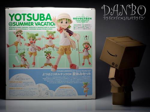 Yotsuba Box Back.