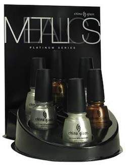 Metallics Platinum Collection - Promotional Photo (1)