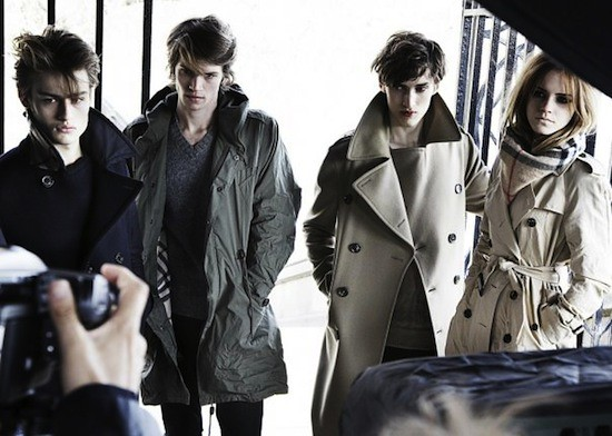 Autumn:Winter 2009 Campaign - Behind The Scenes (14)