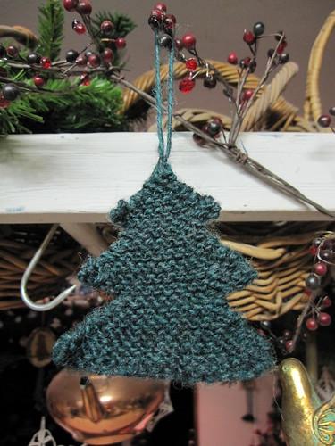 handspun christmas tree
