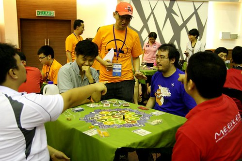 BGC Catan Finals @ Magacon (KDU)