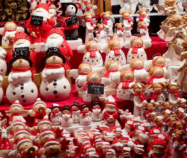 Bonhomme de neige, anges & Cie / Snowmen, Angels & Cie