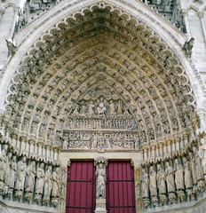 Notre Dame Cathedral, Amiens, France