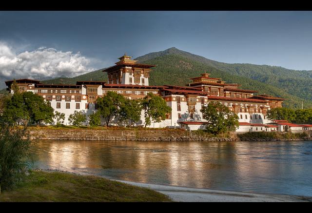 Pungthan Dechen Dzong, Punakha Buthan