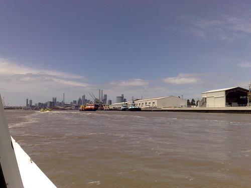 On the Yarra