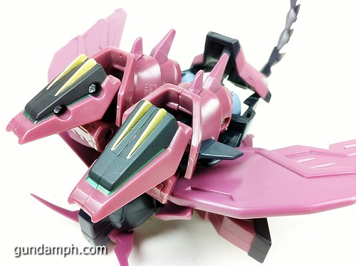SD Gundam Online Capsule Fighter EPYON Toy Figure Unboxing Review (53)