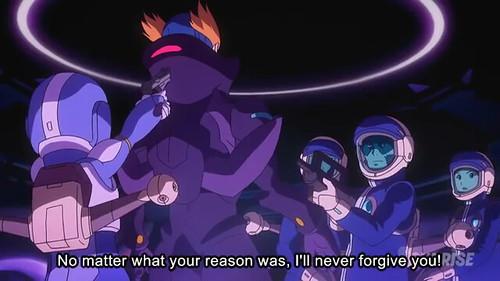Gundam AGE Episode 15 Those Tears Fall in Space Youtube Gundam PH (45)