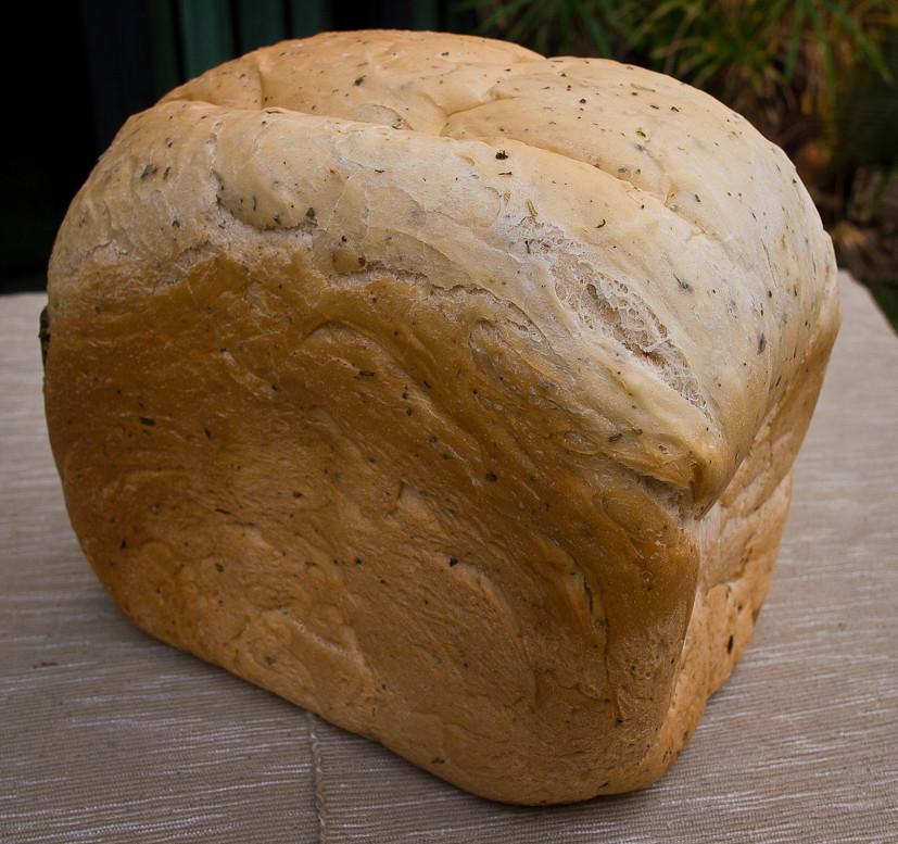 Homebaked Italian Herb Bread