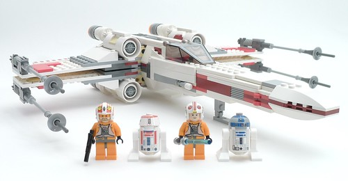 Review: 9493 X-wing Starfighter - FBTB